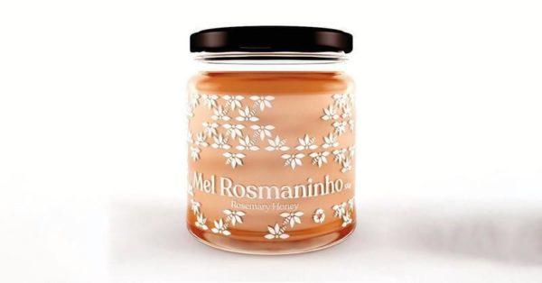 Mel Natural de Rosmaninho